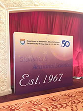 Department of Statistics & Actuarial Science, 50th Anniversary, 1967-2017