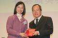 Prof. Tony W. K. Fung has won the Higher Edu. Institution Scientific Research Outstanding Achievement Award 2009