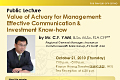 Public Lecture by Mr. C.F. YAM on Thursday, October 21, 2010.