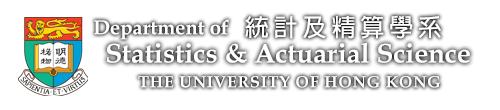 Dept of Statistics & Actuarial Science, HKU